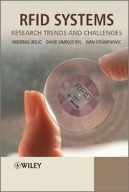 Bolic, Miodrag - RFID Systems: Research Trends and Challenges, e-kirja