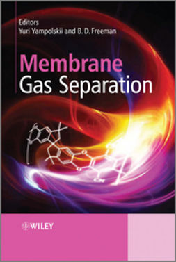 Freeman, Benny - Membrane Gas Separation, ebook