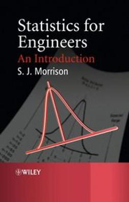 Morrison, Jim - Statistics for Engineers: an Introduction, ebook