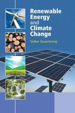 Quaschning, Volker - Renewable Energy and Climate Change, ebook