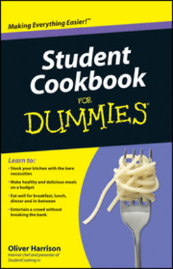 Harrison, Oliver - Student Cookbook For Dummies, ebook