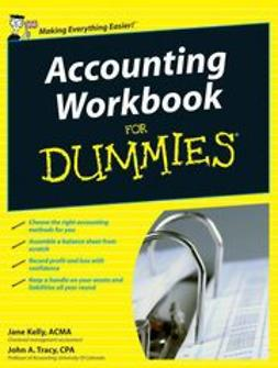 Kelly, Jane - Accounting Workbook For Dummies<sup>®</sup>, ebook