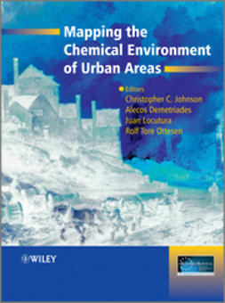 Johnson, Christopher C. - Mapping the Chemical Environment of Urban Areas, ebook