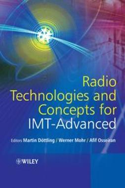Dottling, Martin - Radio Technologies and Concepts for IMT-Advanced, ebook