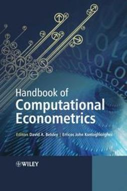 Belsley, David A. - Handbook of Computational Econometrics, ebook