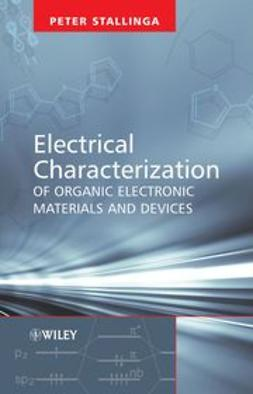Stallinga, Peter - Electrical Characterization of Organic Electronic Materials and Devices, ebook