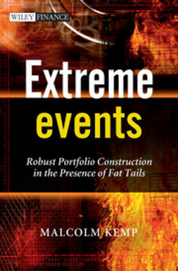 Kemp, Malcolm - Extreme Events: Robust Portfolio Construction in the Presence of Fat Tails, e-bok