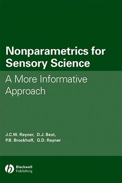 Best, D. John - Nonparametrics for Sensory Science: A More Informative Approach, ebook