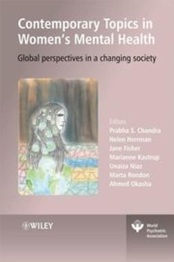 Chandra, Prabha S. - Contemporary Topics in Women's Mental Health: Global perspectives in a changing society, ebook