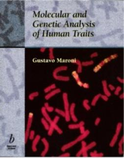 Maroni, Gustavo - Molecular and Genetic Analysis of Human Traits, ebook