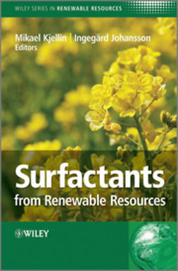 Kjellin, Mikael - Surfactants from Renewable Resources, ebook