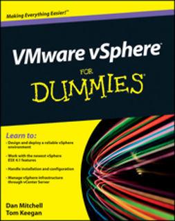 Mitchell, Daniel - VMware vSphere For Dummies, ebook