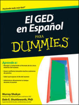 Shukyn, Murray - El GED en Espanol Para Dummies, ebook