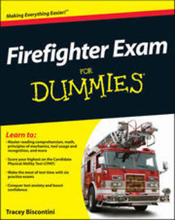 Bell, Stacy L. - Firefighter Exam For Dummies, ebook
