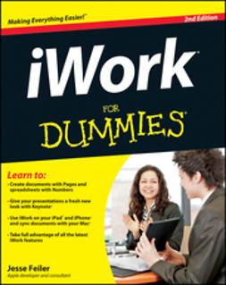 Feiler, Jesse - iWork For Dummies, e-bok