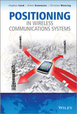 Sand, Stephan - Positioning in Wireless Communications Systems, ebook