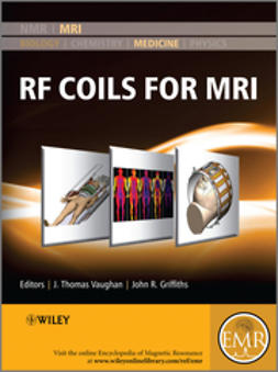Griffiths, John R. - RF Coils for MRI, ebook