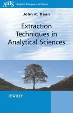 Dean, John R. - Extraction Techniques in Analytical Sciences, ebook