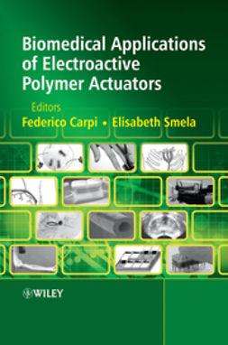 Carpi, Federico - Biomedical Applications of Electroactive Polymer Actuators, ebook