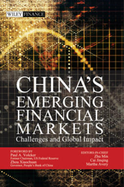 Avery, Martha - China's Emerging Financial Markets: Challenges and Global Impact, ebook