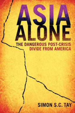 Tay, Simon S. C. - Asia Alone: The Dangerous Post-Crisis Divide from America, ebook