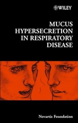 Foundation, Novartis - Mucus Hypersecretion in Respiratory Disease, ebook