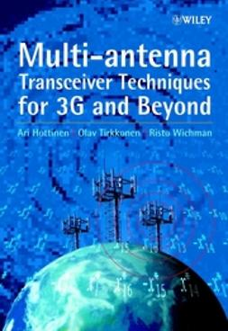 Hottinen, Ari - Multi-antenna Transceiver Techniques for 3G and Beyond, ebook