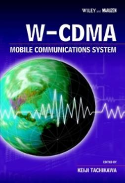 Tachikawa, Keiji - W-CDMA Mobile Communications System, ebook