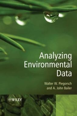 Bailer, A. John - Analyzing Environmental Data, ebook