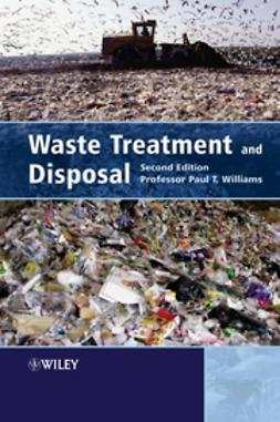 Williams, Paul T. - Waste Treatment and Disposal, ebook