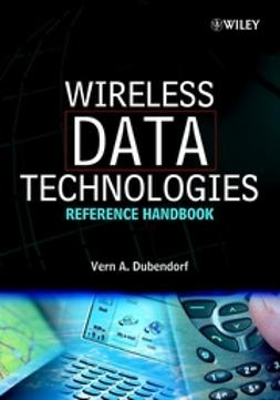 Dubendorf, Vern A. - Wireless Data Technologies, ebook