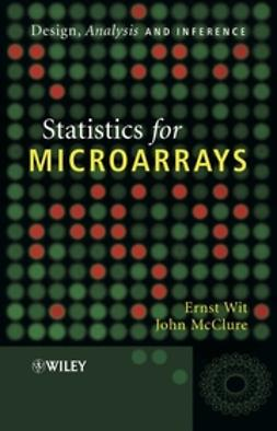 McClure, John - Statistics  for Microarrays: Design, Analysis and Inference, ebook