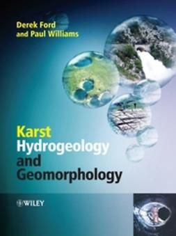 Ford, Derek - Karst Hydrogeology and Geomorphology, ebook