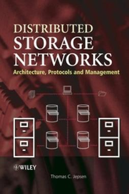 Jepsen, Thomas C. - Distributed Storage Networks: Architecture, Protocols and Management, e-kirja