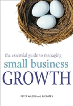 Bates, Sue - The Essential Guide to Managing Small Business Growth, e-kirja