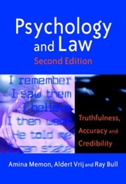Memon, Amina A - Psychology and Law: Truthfulness, Accuracy and Credibility, ebook
