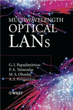 Obaidat, Mohammed S. - Multiwavelength Optical LANs, e-kirja
