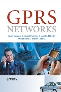 Deylitz, Stefan - GPRS Networks, ebook