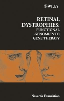 Foundation, Novartis - Retinal Dystrophies: Functional Genomics to Gene Therapy, ebook