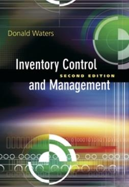 Waters, Donald - Inventory Control and Management, e-kirja