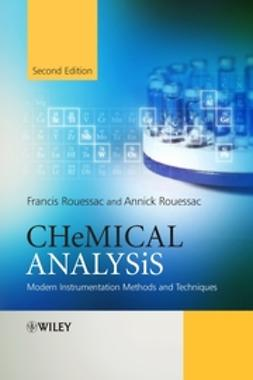 Rouessac, Annick - Chemical Analysis: Modern Instrumentation Methods and Techniques, ebook
