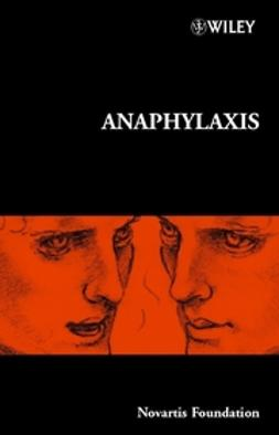 Foundation, Novartis - Anaphylaxis, ebook