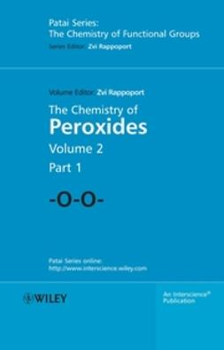 Rappoport, Zvi - The Chemistry of Peroxides, ebook