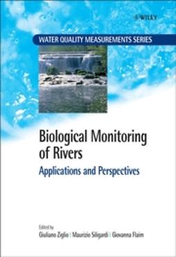 Ziglio, Giuliano - Biological Monitoring of Rivers, e-bok