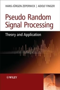 Finger, Adolf - Pseudo Random Signal Processing: Theory and Application, ebook