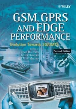 Halonen, Timo - GSM, GPRS and EDGE Performance: Evolution Towards 3G/UMTS, ebook