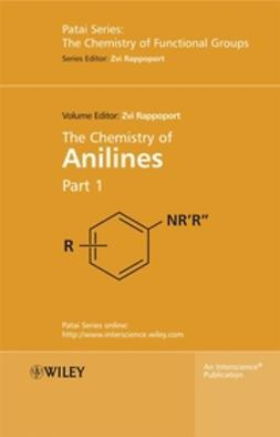 Rappoport, Zvi - The Chemistry of Anilines, ebook