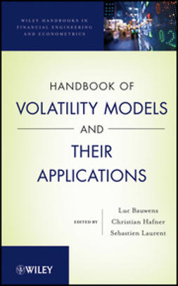 Bauwens, Luc - Handbook of Volatility Models and Their Applications, e-bok
