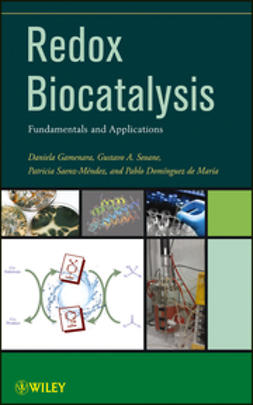 Gamenara, Daniela - Redox Biocatalysis: Fundamentals and Applications, ebook