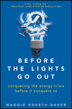 Koerth-Baker, Maggie - Before the Lights Go Out: Conquering the Energy Crisis Before It Conquers Us, e-kirja